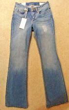 Two by Vince Camuto 491 70's Flare Jean 26/2 as pictured