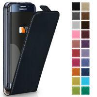 360 Grad Schutz Hülle für Samsung Galaxy S7 Edge Klapp Hülle Etui Full Flip Case