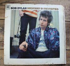BOB DYLAN Highway 61 Revisited LP Mono 1965 UK CBS BPG 62572