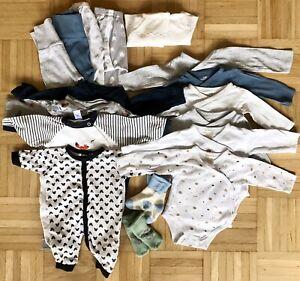 babykleidung paket Junge 50/56