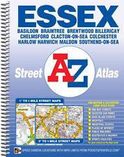 Essex Street Atlas by A-Z Maps (Spiral)