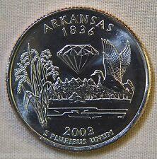 2003-P Uncirc. Arkansas Statehood Quarter - Single