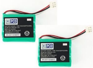 (2x) New OEM Battery for Huawei Home Phone Connect BTR2260B HGB-15AAX3 1500mAh