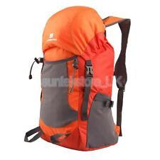 35L Waterproof Foldable Backpack Travel Camping Hiking Luggage Rucksack Bag