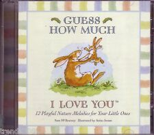 Guess How Much I Love You Playful Nature Melodies GENIUS ENTERTAINMENT STARRY