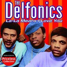 THE DELFONICS : LA-LA MEANS I LOVE YOU (CD) sealed