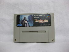 Nosferatu Super Famicom Nintendo Japan SNES Japan Video Games