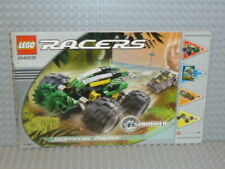 LEGO® Racers Bauanleitung 8469 Nitro Menace ungelocht instruction B3033
