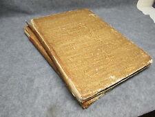 L'Abbe De Saintnom Amateur Arts 2 Vol French Book Set Jean-Claude Richard 1780s?