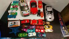 Hot wheels Corgi Matchbox Scrap Job Lot Collection Spares And Accessories