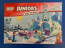 Lego 10736 Anna and Elsa's Frozen Playground Building Set.
