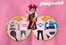 Playmobil 9829 Multiplayer Figur Mädchen Polizistin Tennisspielerin Piratin neu