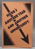 Vintage Woodworker Magazine Opportunity Brochure