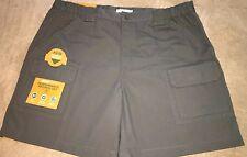 NWT Mens Savane Olive Green Hiking Waist Shorts 42 waist MSRP $54.00 STOCK PHOTO