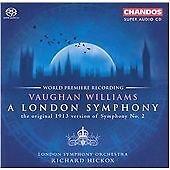 Vaughan Williams: A London Symphony, Vaughan Williams, R., Good SACD, Hybrid SAC