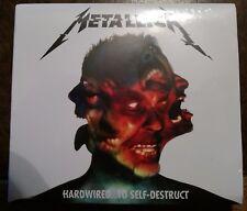 Metallica: Hardwired... to Self-Destruct (2CD Delux Edition) (Blackend,USA,2016)