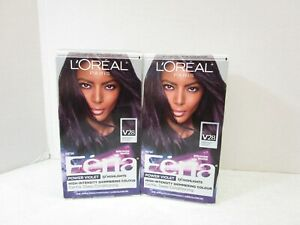 2 FERIA #V28 DEEPEST VIOLET - PERMANENT HAIRCOLOUR GEL MM 20936