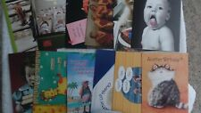 Large Lot Of 60 Greeting Cards~Birthday, Assorted- Leanin Tree and Hallmark