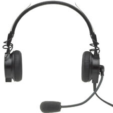 Telex Airman 850 ANR Lightweight Headset Requires No Battery or Panel Power
