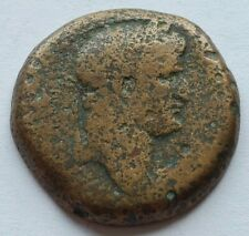 "RARE! OTHO AE ""As"" of Antioch Syria, His largest bronze! Jan - Apr 69 12 Caesars"