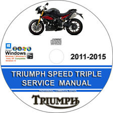 Kawasaki motorcycle atv manuals literature ebay new listingtriumph speed triple r service repair manual 2011 2015 on cd fandeluxe Image collections