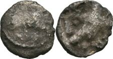 Obol 480-400 `? Zypern Paphos Stasandros, 450 v. Chr. ca.?, Adler, Bulle #MUI61