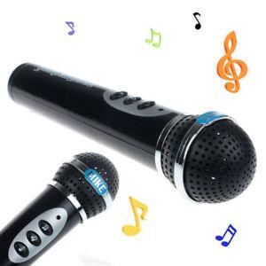 Microphone Mic Karaoke Singing Child Girls Boy Kids Gifts Play Music Toy Gift US