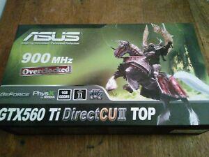 ASUS GTX560 TI (1024 MB) Graphics Card