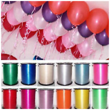 450 METERS Curling Ribbon Birthday New Year Eve Christmas Xmas Balloons ribbons