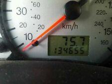 SVT FORD FOCUS Speedometer Cluster 2M5V-10849-DE 134,656 miles 2002 2003 2004