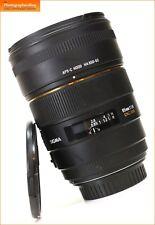 Sigma EX 85 mm F1.4 DG HSM Rapide Premier Autofocus Lens-Canon EOS Free UK POST