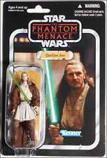 Star Wars Qui-Gon Jinn Vintage Collection Action Figure