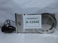 HVA High Vacuum Apparatus 11210-1003R-001 Gave Valve AMAT 0020-48595 Used