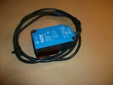 Sick Optics Photoelectric Sensor WTB27-3P1211   10-30vdc  1600mm Sensing