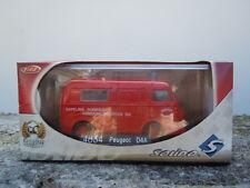 Peugeot D4A Sapeurs Pompiers Commune Ouroux S/S Service incendie Solido 1/43