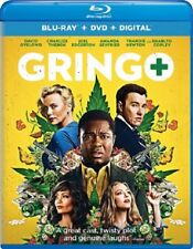 Gringo 04/18 (used) Blu-ray Only Disc Please Read