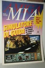 RIVISTA AMIGA MIA NUMERO 10 ANNO 1990 GRUPPO LOGICA USATA EDIZIONE ITA FR1 54727