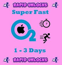 UNLOCKING SERVICE FOR O2 UK FOR IPHONE 7 7 PLUS FAST CLEAN IMEI