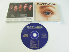 MATTADOR Save Us From Ourselves CD 1994 RARE OOP AOR ORIG 1st PRESS PUERTO RICO!