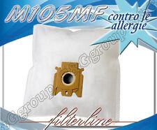 M105MF 5 sacchetti filtro microfibra x Miele Blue Magic