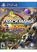 TrackMania Turbo PS4 PlayStation 4 Kids Game Car Racing Track Mania