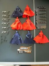 STAR WARS ROYAL GUARDS LOT OF 7 COMPLETE!