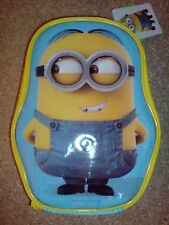 DESPICABLE ME 2 MINION DAVE LUNCH BAG NEW