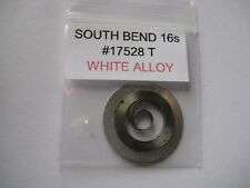 "SOUTH BEND #17528 T 16s   "" WHITE ALLOY "" MODELS 260 261  280  281  290  291"