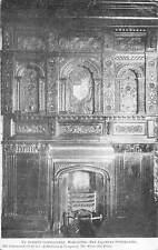 Ye Antient Commandery, Worcester The Jacobean Overmantel