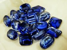 Natural IGI Certified Oval Cut Blue Ceylon 5 to 7 Carat Sapphire Loose Gemstone