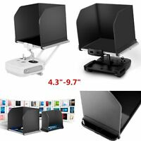 """for DJI Mavic Pro Spark 4.3""""-9.7"""" Monitor Sunshade Sun Hood For iPhone Samsung"""