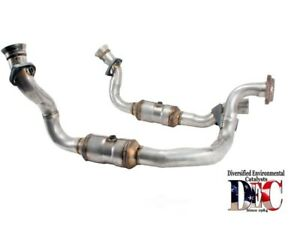 Catalytic Converter and Pipe Assembly-DEC - Vehicle Specific Loading FOR20706