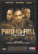 DVD ZONE 2--PAID IN FULL - LE PRIX DU DANGER--PHIFER/HARRIS/CAM'RONJ