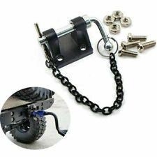 RC Crawler Car Metal Tow Shackle Trailer Hook Kit for 1:10 SCX10 TRX-4 D90 D110